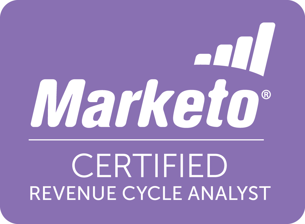 Marketo RCA Badge